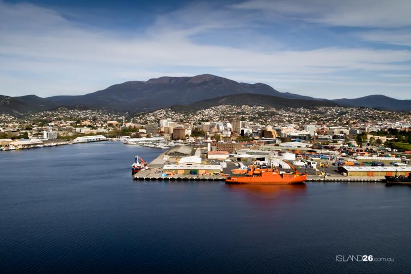 Hobart Comercial Photographer - Tony Lomas