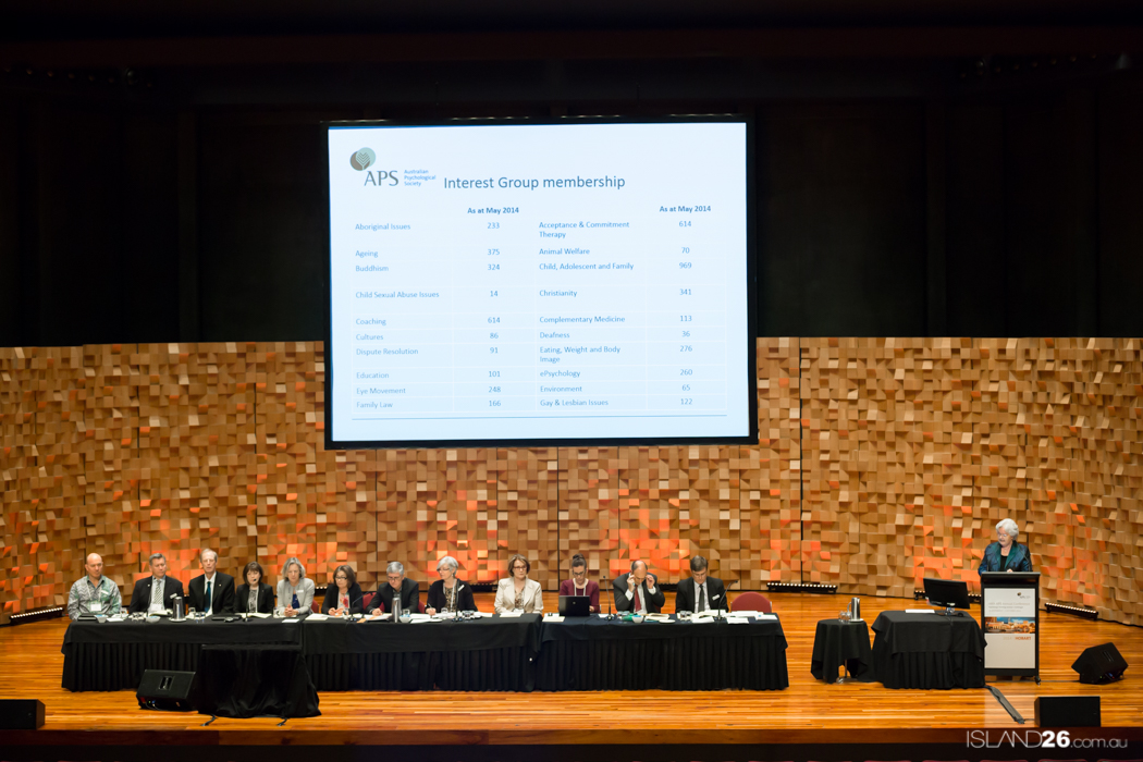 APS 2014 Hobart Conf-82