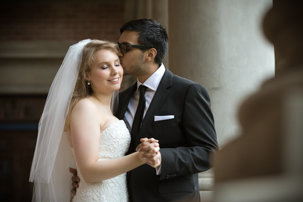Amit + Julia | St Canice | Hobart Wedding Photographer