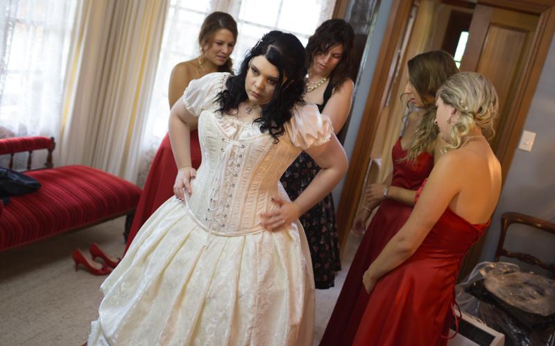 Kris + Peta   Stonefields Wedding-45
