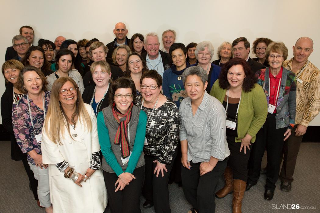 APS 2014 Hobart Conf-56