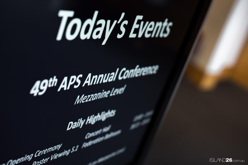 APS 2014 Hobart Conf-7