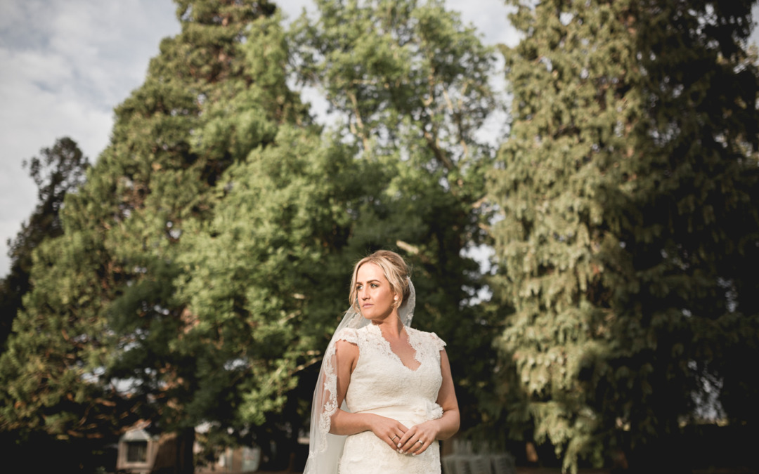 Salmon Ponds, Lachlan and a Romantic Wedding